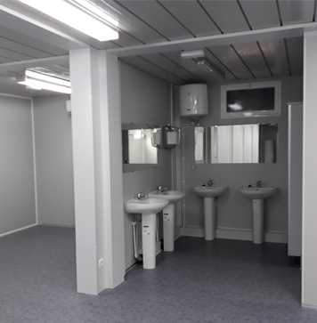 Casetas De Obra Prefabricadas Y Arquitectura Modular Algeco